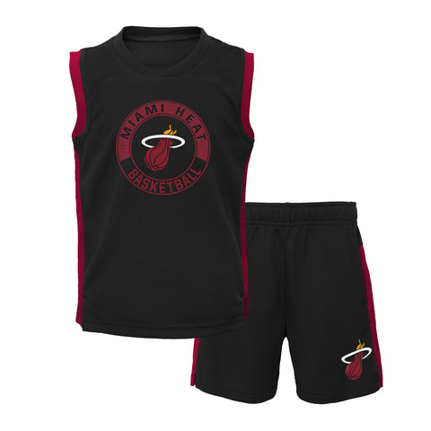 Miami HEAT Toddler Leader Short Set
