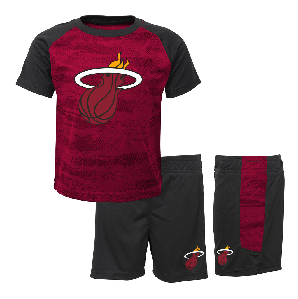 Miami HEAT Toddlers Dribble Short Set - featured image