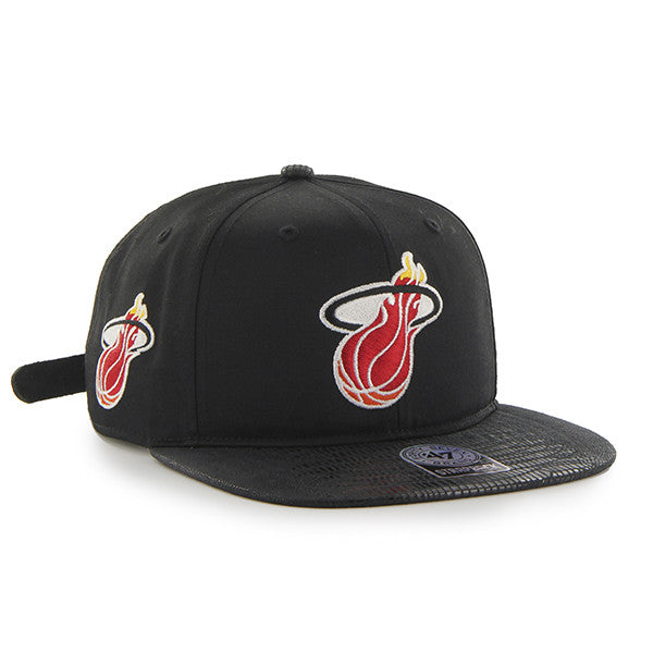 '47 Brand Miami HEAT Croc Vintage Snap back