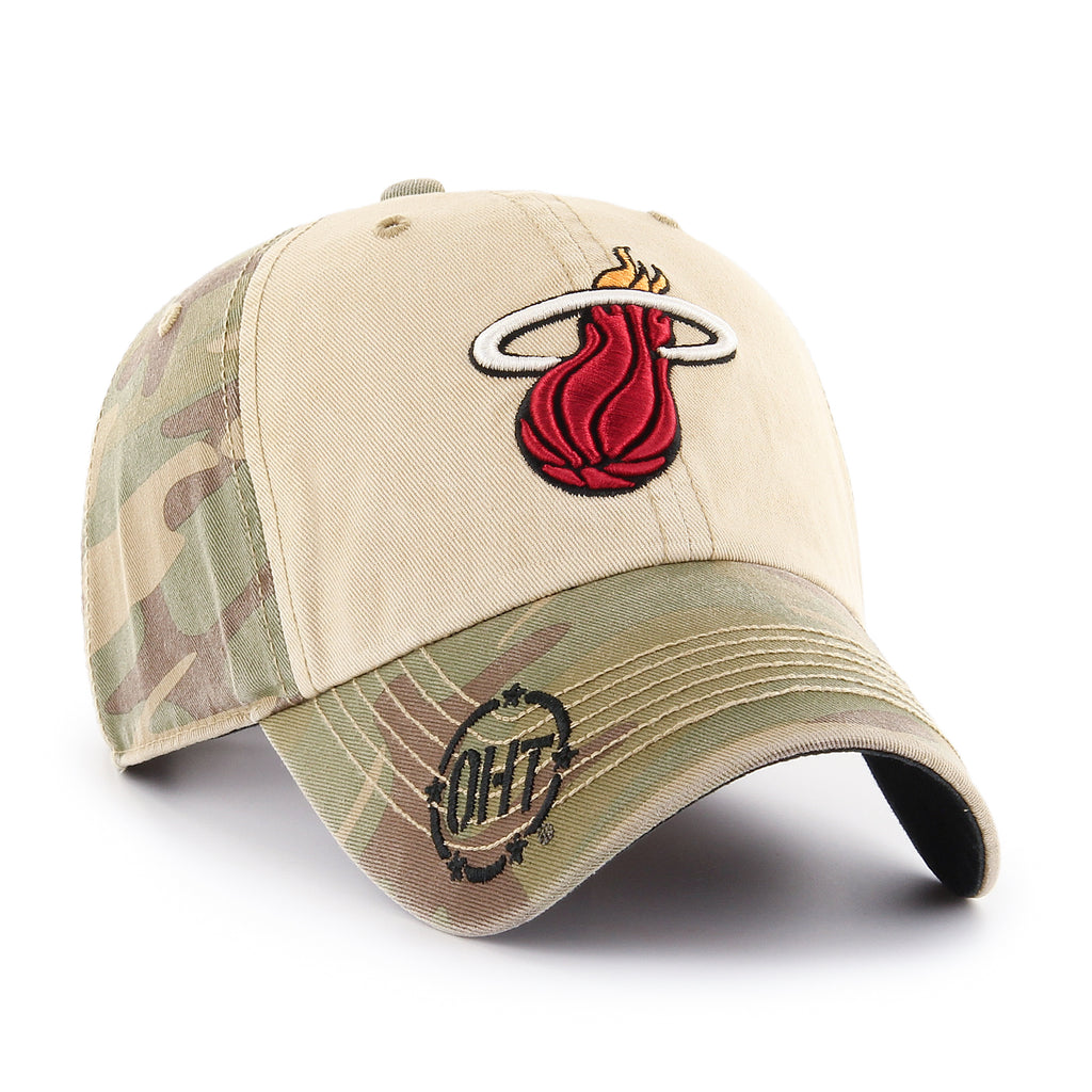 '47 Miami HEAT Gordie OHT Clean Up Adjustable - featured image