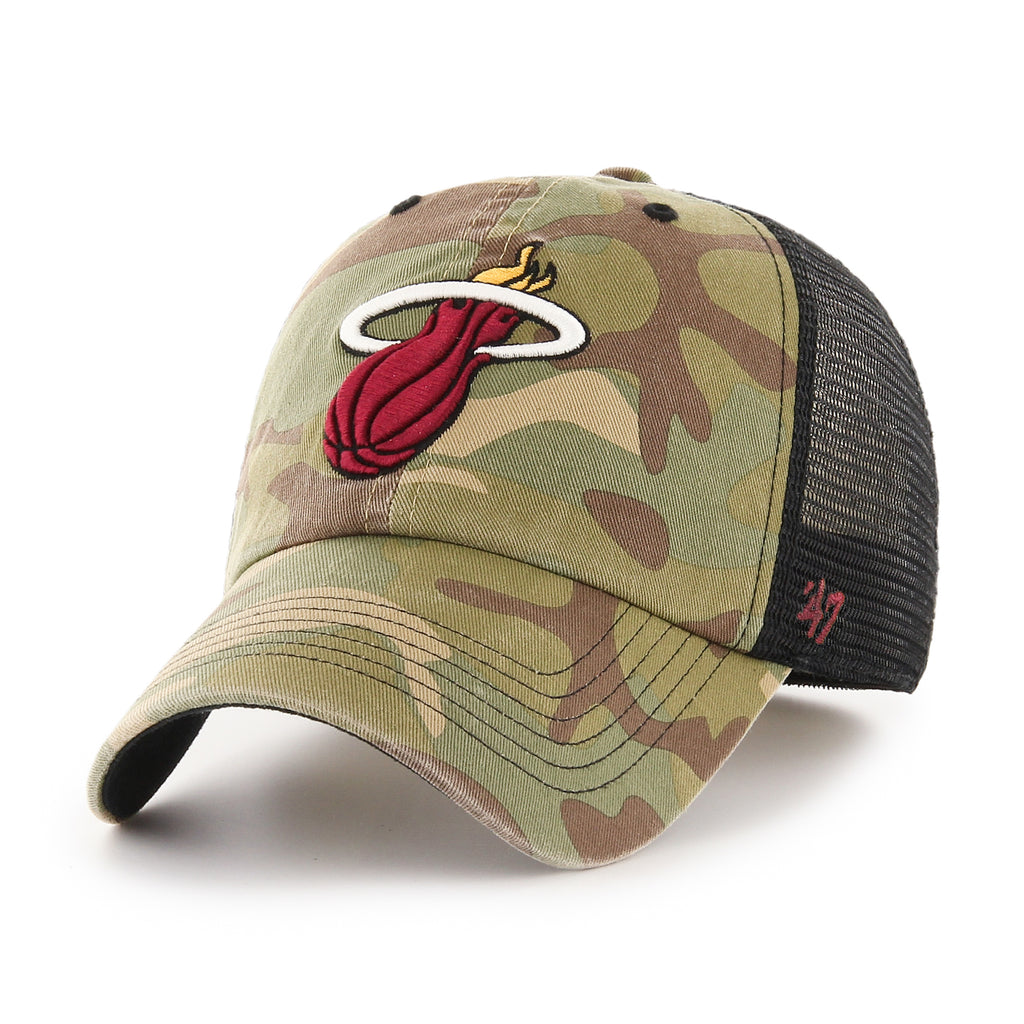 '47 Miami HEAT Tocchet OHT Closer Fitted - featured image