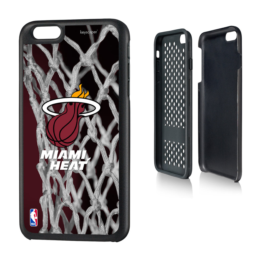 Keyscaper Miami Heat iPhone 6, 6+, 7 & 7+ Bump Case - featured image