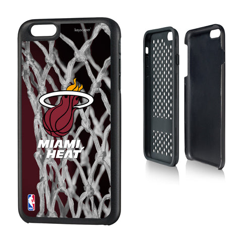 Keyscaper Miami Heat iPhone 6, 6+, 7 & 7+ Bump Case