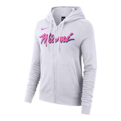 Nike Ladies Sunset Vice Full Zip Hoodie