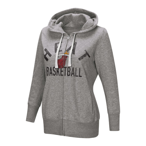 GIII Ladies Full Zip Post Season Hoodie