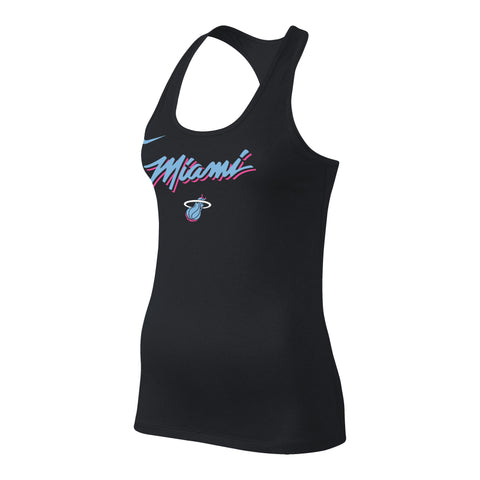 Nike Miami HEAT Vice Nights Ladies Legend Balance Tank