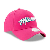 New ERA Sunset Vice Ladies MIAMI Flip Cap - 4