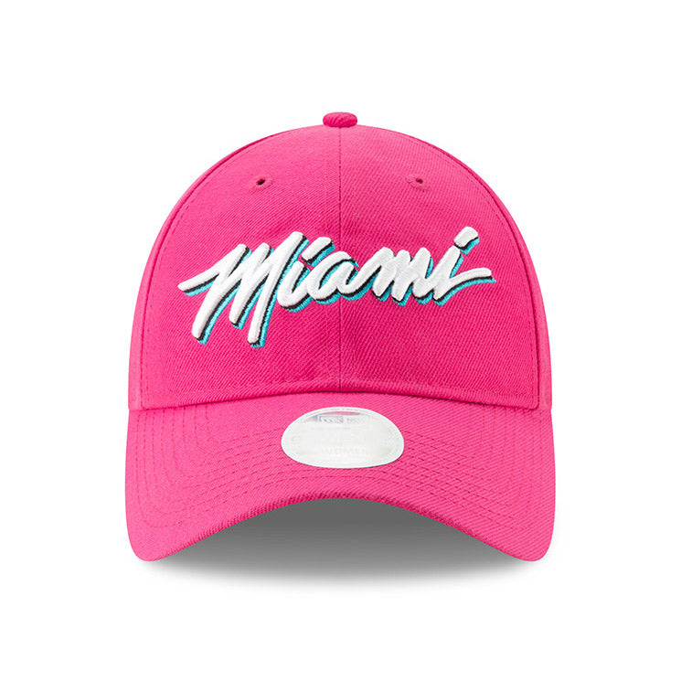 New ERA Sunset Vice Ladies MIAMI Flip Cap - featured image