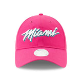 New ERA Sunset Vice Ladies MIAMI Flip Cap - 1