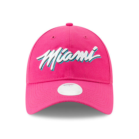 New ERA Sunset Vice Ladies MIAMI Flip Cap