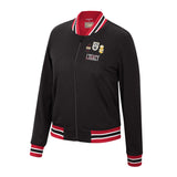 Mitchell & Ness Dwyane Wade Ladies Mesh Jacket - 1