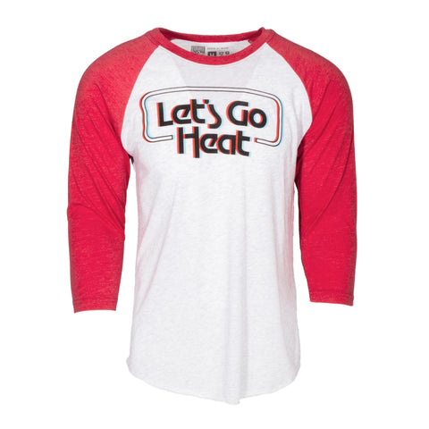 Court Culture Let's Go HEAT Retro Tee