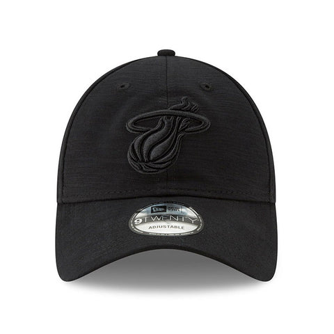 check out aec7b 7d516 New ERA Exclusive Miami HEAT Logo Expo Hat