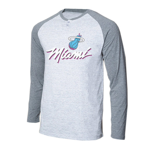 Concepts Sports ViceWave Long Sleeve Hillstone Tee