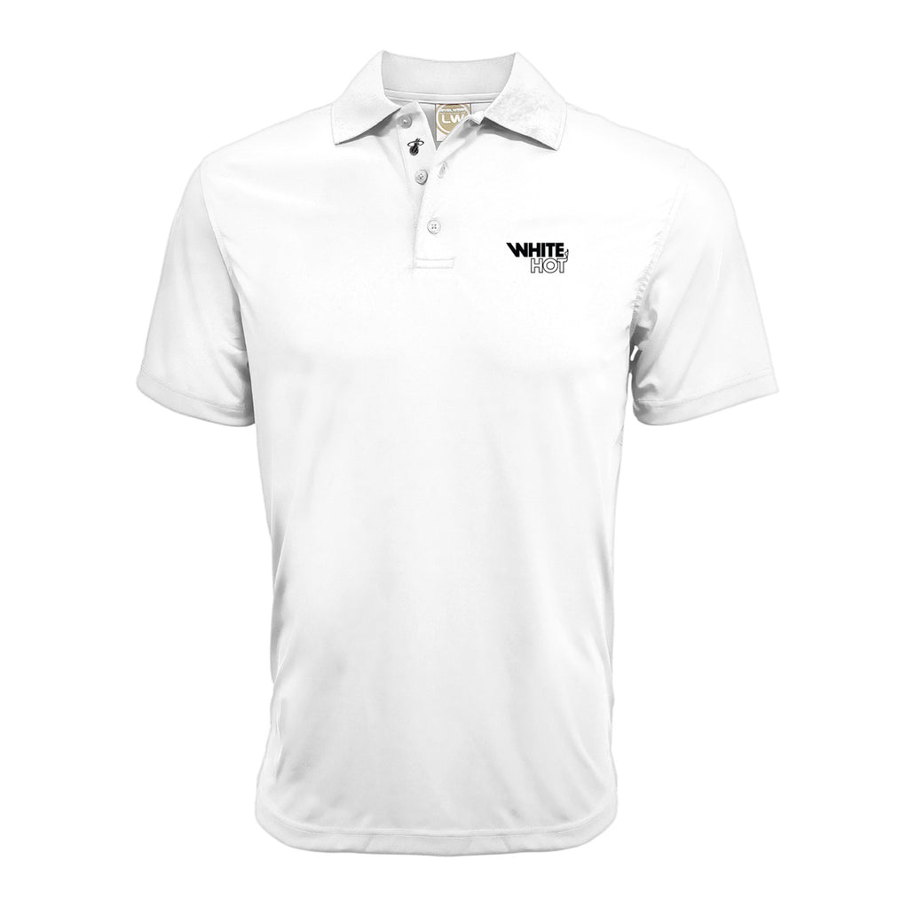 Levelwear White Hot Polo - featured image