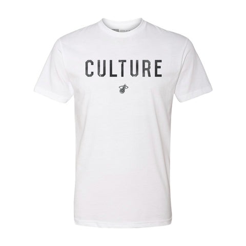 Culture White Hot Tee
