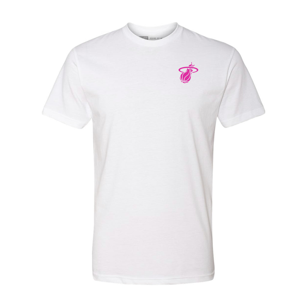 Court Culture White Hot Miami Signature Tee - featured image