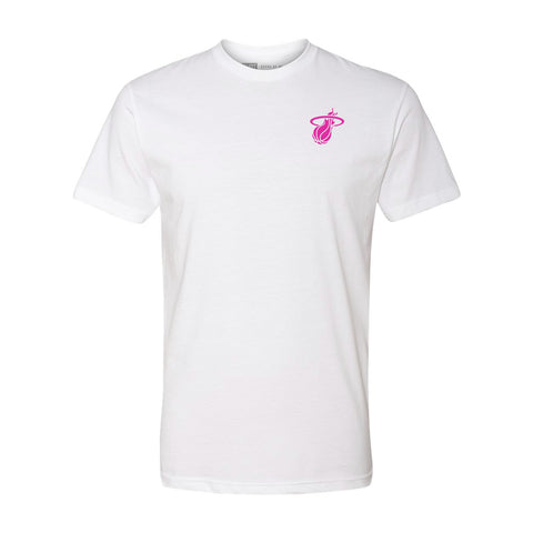 Court Culture White Hot Miami Signature Tee
