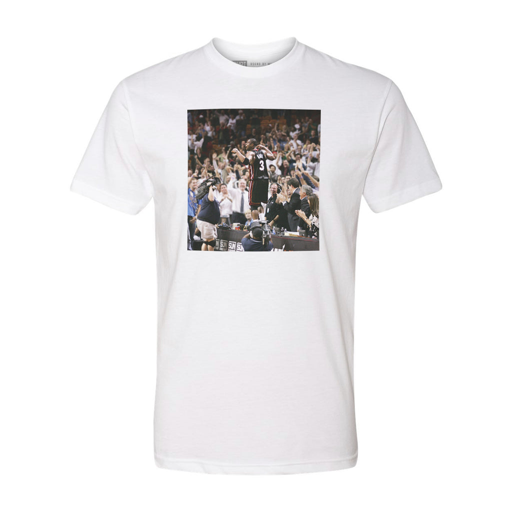 Wade Moments White Hot Tee - featured image
