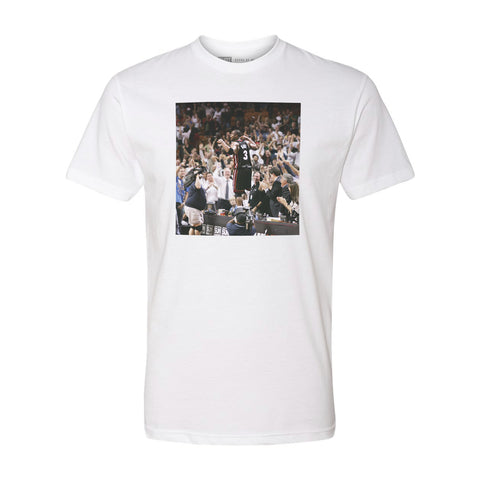 Wade Moments White Hot Tee