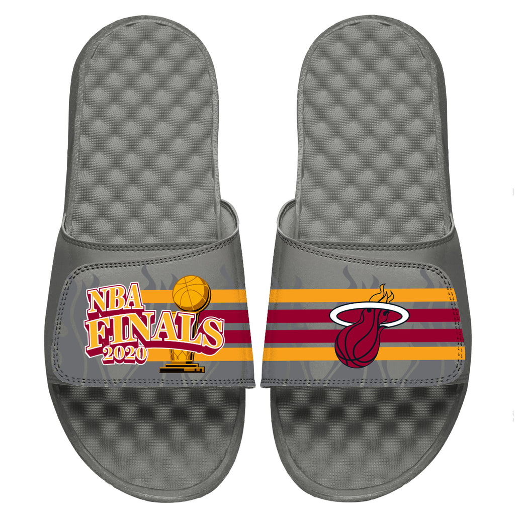 ISlide HEAT 2020 NBA Finals Sandals - featured image