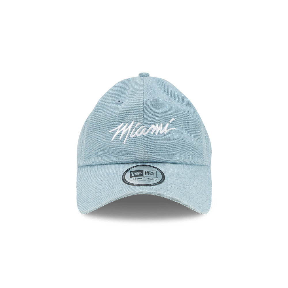 Court Culture Miami Script Dad Hat - featured image
