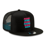 Court Culture ViceWave Miami Born Mesh Snapback - 4