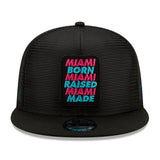 Court Culture ViceWave Miami Born Mesh Snapback - 1