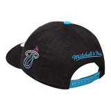 Mitchell & Ness ViceWave Miami Neon Dad Snapback - 2
