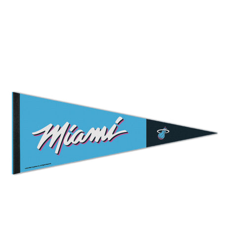 Court Culture ViceWave Miami Pennant