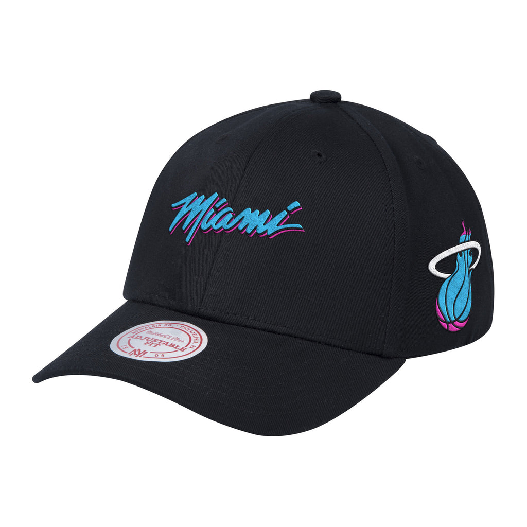 Mitchell & Ness Vice Nights MIAMI Dad Hat - featured image