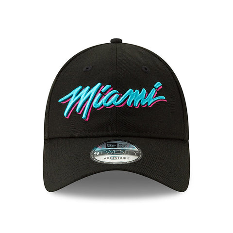 New ERA Miami HEAT Vice Nights City Series MIAMI Dad Hat