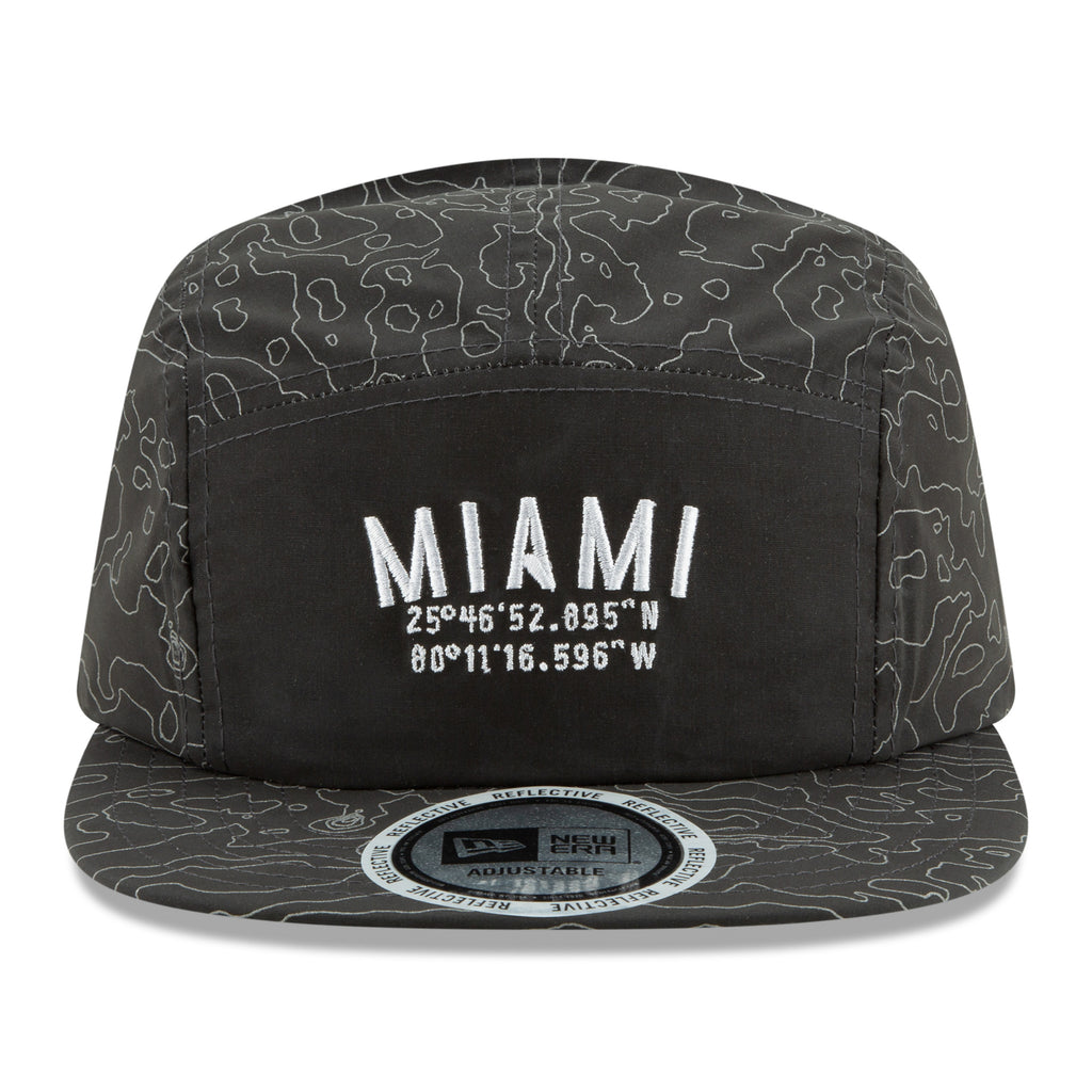 Court Culture 3M Reflective Miami Coordinates Camper - featured image