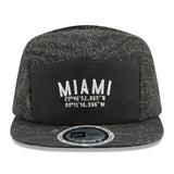 Court Culture 3M Reflective Miami Coordinates Camper - 1