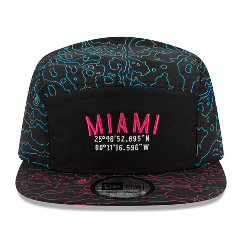 Court Culture Miami Coordinates Camper