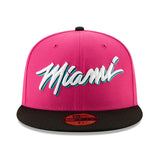 New ERA Sunset Vice MIAMI Flip Fitted - 1