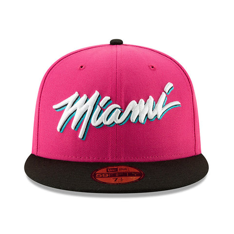 fcd8bc5921c5b New ERA Sunset Vice MIAMI Flip Fitted