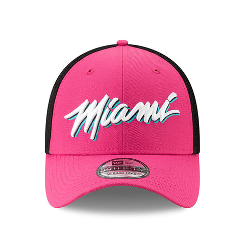 New ERA Sunset Vice MIAMI Flip Flex Fit