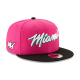New ERA Sunset Vice Youth MIAMI Flip Snapback - 4