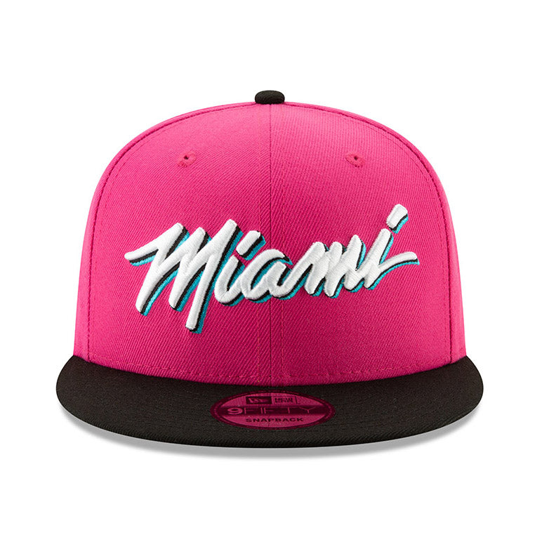 New ERA Sunset Vice Youth MIAMI Flip Snapback - featured image