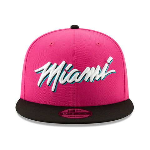New ERA Sunset Vice Youth MIAMI Flip Snapback