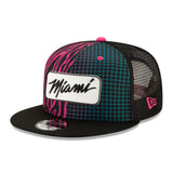 Court Culture ViceWave Miami Pattern Mesh Snapback - 3