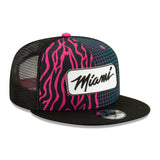 Court Culture ViceWave Miami Pattern Mesh Snapback - 4