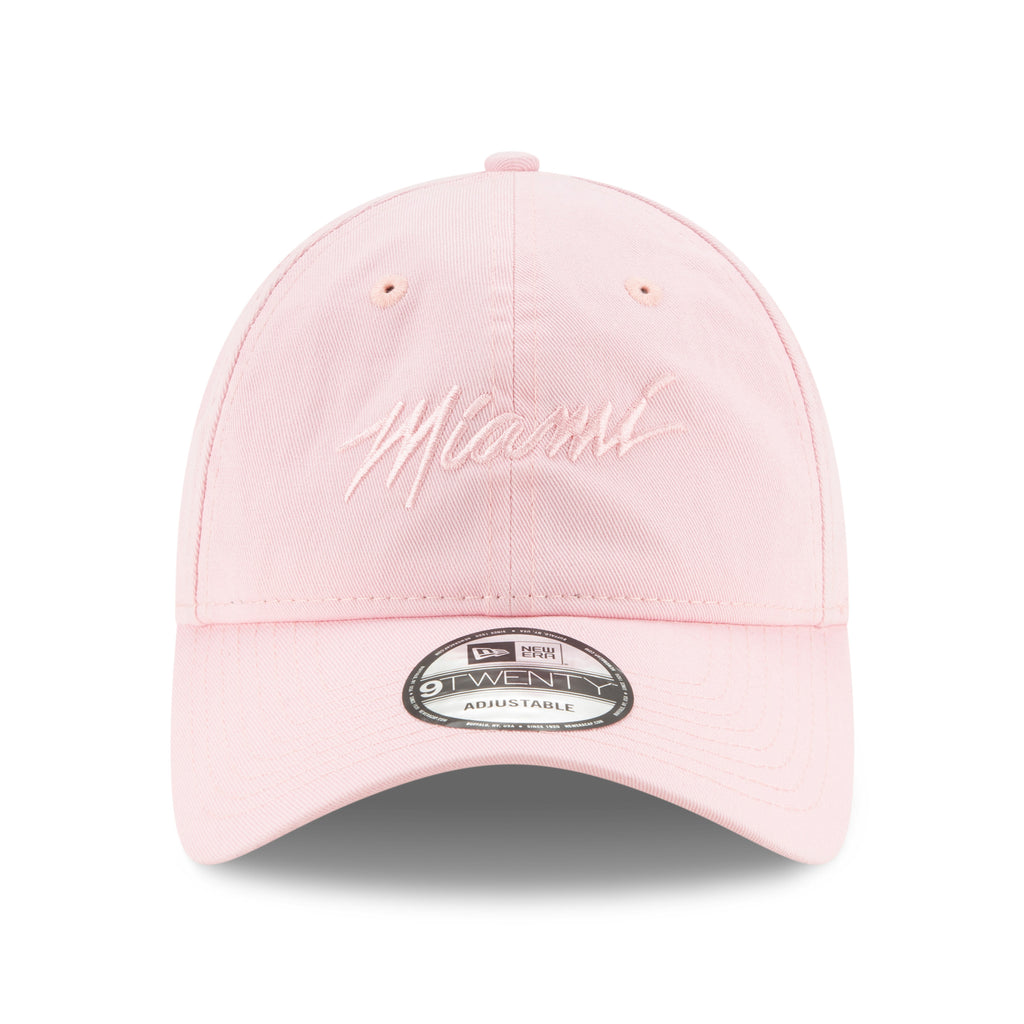 Court Culture Miami Script Pink Dad Hat - featured image