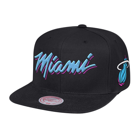 Mitchell & Ness Vice Nights MIAMI Snapback