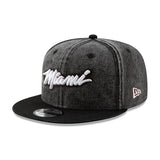 New ERA Miami HEAT Vice Nights MIAMI Wash Hat - 3