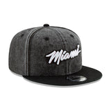 New ERA Miami HEAT Vice Nights MIAMI Wash Hat - 4