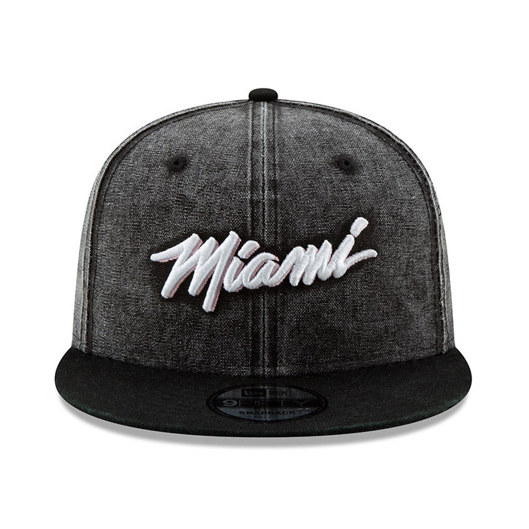 New ERA Miami HEAT Vice Nights MIAMI Wash Hat - featured image