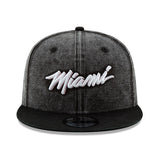 New ERA Miami HEAT Vice Nights MIAMI Wash Hat - 1