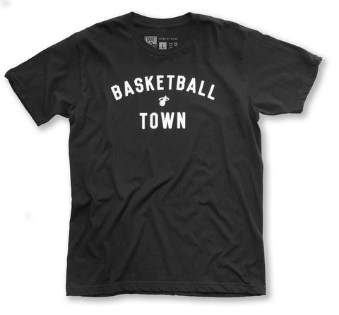 Court Culture Youth Basketball Town Tee